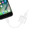 charging/audio adapter, iPhone Charging/Audio Adapter