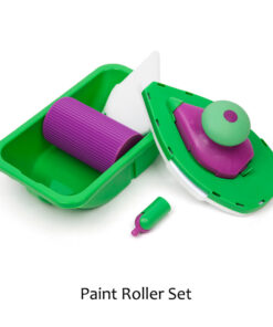 Painting Roller, Multi-Functional Painting Roller and Sponge Set