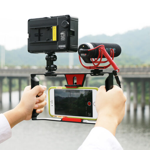 Smartphone Rig, Smartphone Rig For Vloggers