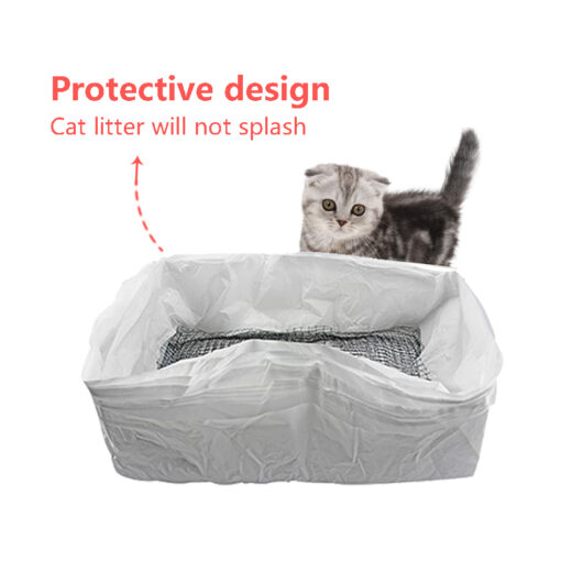 Cat Pan Liners, No More Scooping Cat Pan Liners (10 Counts)