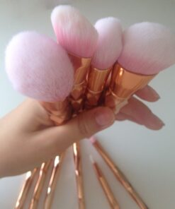 , Diamond Makeup Brushes
