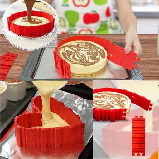 Bake Silicone Mold, Shape & Bake Silicone Mold