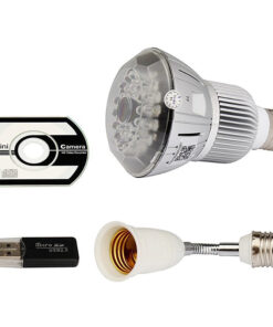 Bulb Security Camera System, Bulb Security Camera System