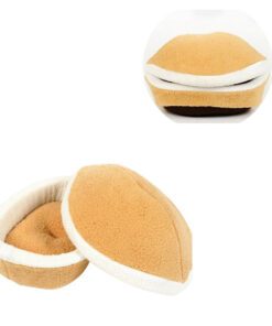 Best-Selling-Kitty-Hamburger-Litter-Disassemblability-Windproof-Pet-Nest-Shell-Cat-Bed-Hiding-Burger-Bun-Pet-400×400