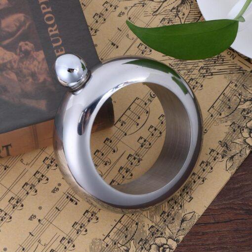 bracelet flask, Bracelet Flask