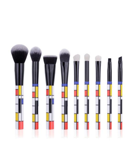 DUcare-9-PCS-Makeup-Brushes-Kabuki-Foundation-Eyeshadow-Blending-Powder-Brush-Goat-Hair-Make-Up-Brushes (1)