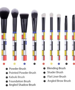 Professional Makeup Brushes, Professional Makeup Brushes
