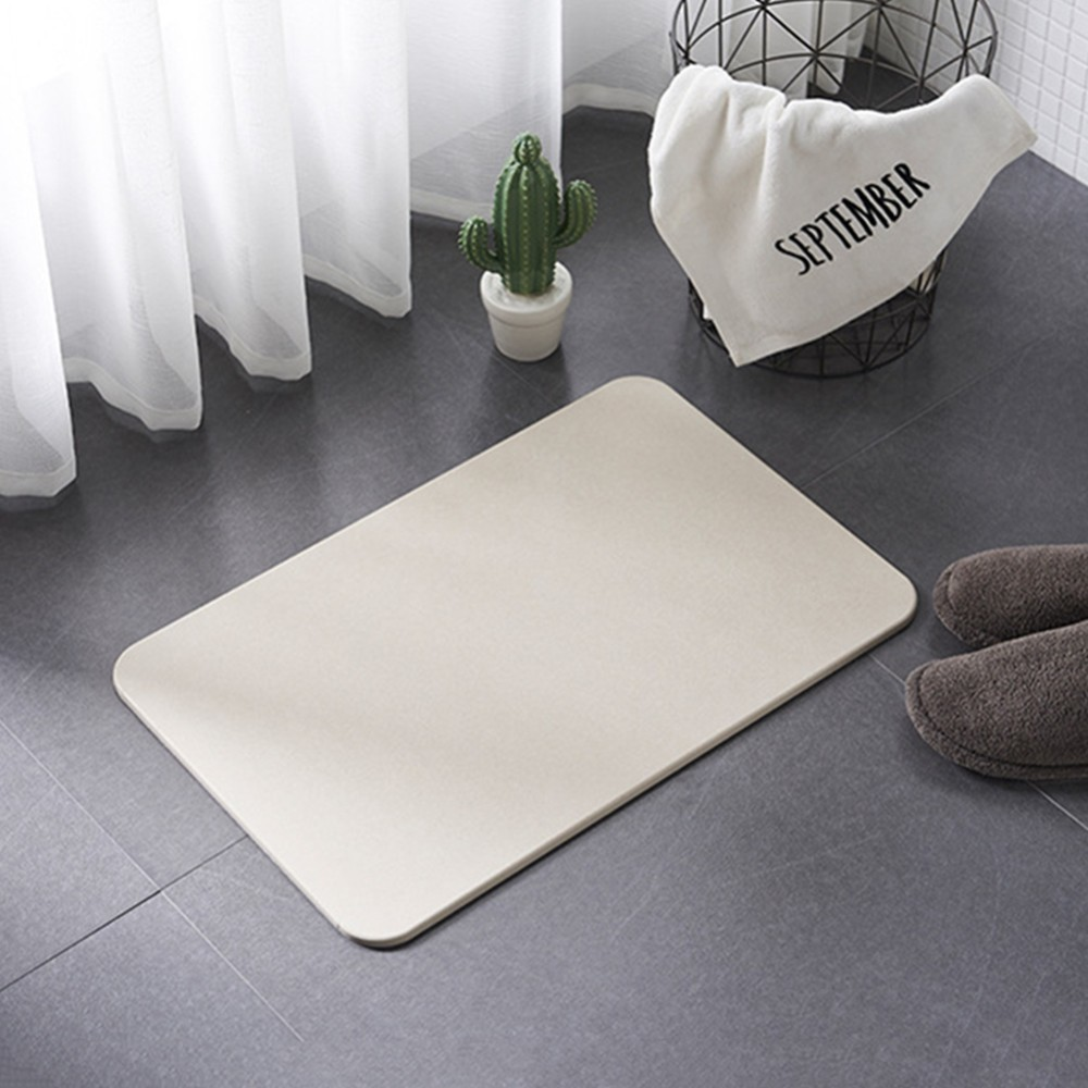 how to clean mould off a non slip bathroom mat