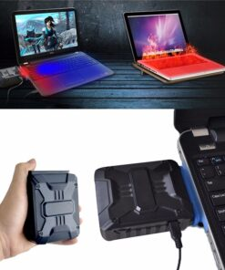 , Mini Laptop Cooling Extractor