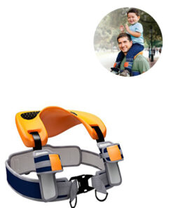 Hands-Free-Shoulder-Carrier-with-Ankle-Straps-and-Cushioned-Hip-Seat-Nylon-Child-Strap-Rider-travel-1-280×280
