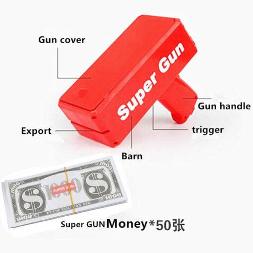 Super Money Gun, Make It Rain! Super Money Gun