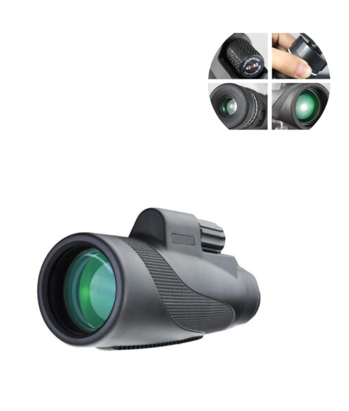 , Waterproof High Definition Monocular Telescope