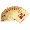 New-Arrival-Special-Unusual-Gift-24K-Carat-Gold-Foil-Plated-Poker-Playing-Card-With-Wooden-Box-3