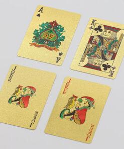 New-High-Grade-24K-Gold-Foil-Poker-Lattice-Grid-Pattern-Playing-Cards-1.jpg