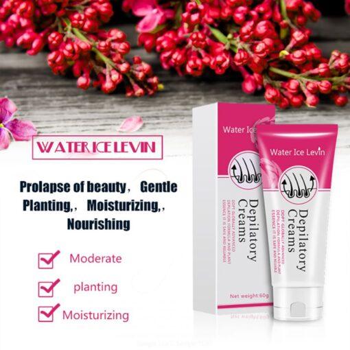 hair removal cream, Pain-Free Hair Removal Cream