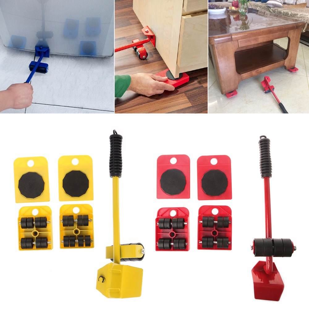Home Furniture Mover Set Furniture Moving System With Lifter Tool