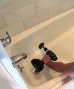 , Power Scrubber Brush (1 Set)