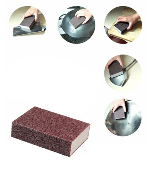 , Mighty Emery Sponge (5 pcs)