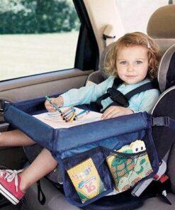 , Kids Car Snack Play Tray