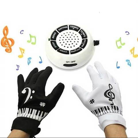 , Piano Gloves