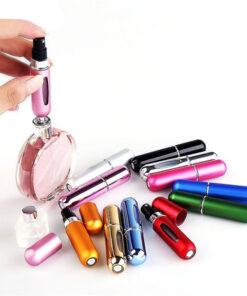 , Refillable Mini Perfume Bottle
