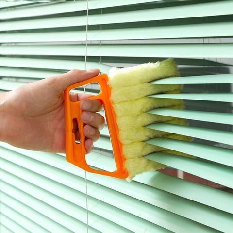 , Microfiber Blind Cleaning Brush