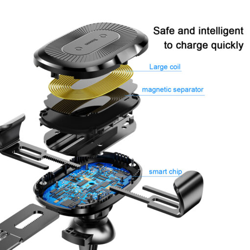 Baseus-Car-Mount-Qi-Wireless-Charger-For-iPhone-X-8-Plus-Quick-Charge-Fast-Wireless-Charging (3)