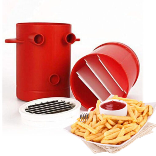 fries maker, Microwavable Fries Maker
