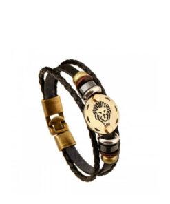 Fashionable-Bronze-Alloy-Buckles-Zodiac-Signs-Bracelet-Punk-Leather-Bracelet-Wooden-Bead-Black-Hematite-Lover-Charm.jpg_640x640-400×400