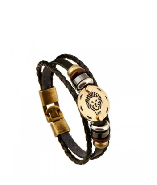 Fashionable-Bronze-Alloy-Buckles-Zodiac-Signs-Bracelet-Punk-Leather-Bracelet-Wooden-Bead-Black-Hematite-Lover-Charm.jpg_640x640-400×400