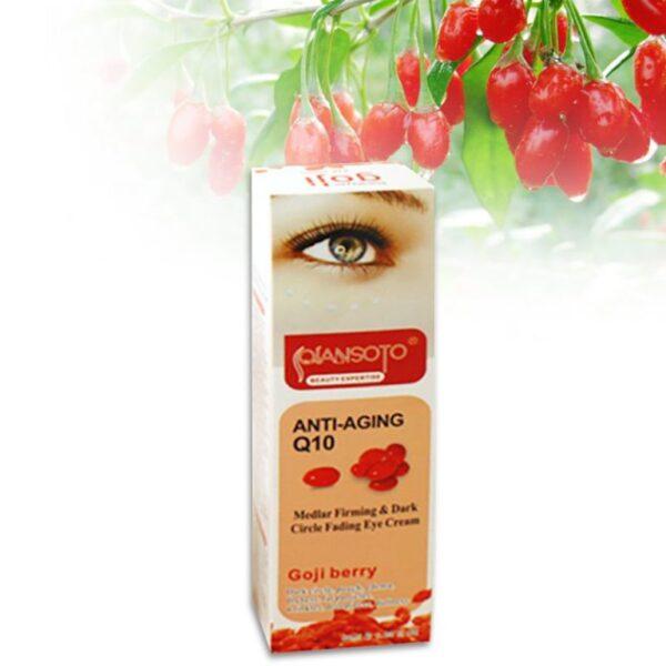 GOJI Eye Cream Anti Dark Circles Advanced Night Repair Remove Dark Circles Under Eyes Instantly ageless 3