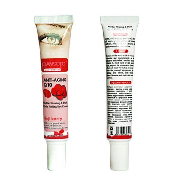 GOJI Eye Cream Anti Dark Circles Advanced Night Repair Remove Dark Circles Under Eyes Instantly ageless