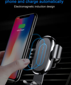 , Wireless Gravity Car Mount and Charger