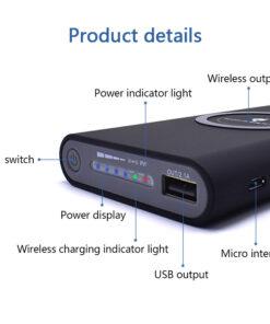 power bank wireless, Wireless Power Bank