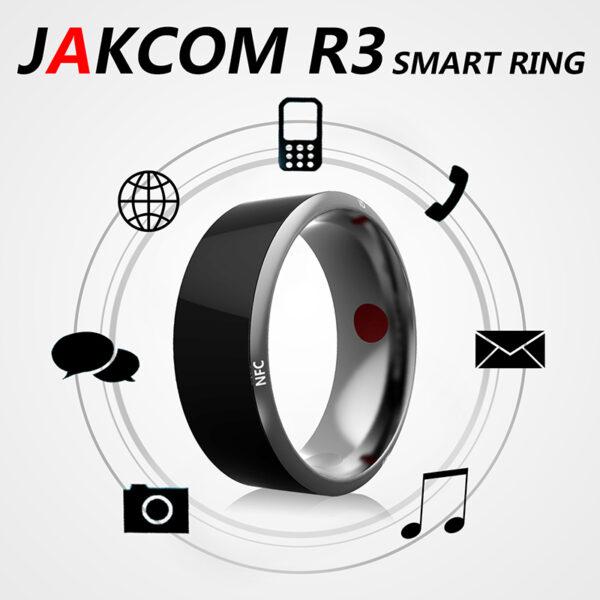 Jakcom Smart Ring Wear Convenient R3 R3F Timer2 MJ02 Black Color Magic Finger NFC Ring For 1