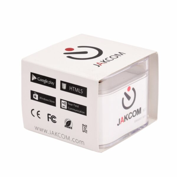 Jakcom Smart Ring Wear Convenient R3 R3F Timer2 MJ02 Black Color Magic Finger NFC Ring For 5