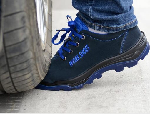 work shoes, Heavy Duty Work Shoes