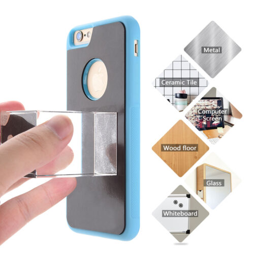 anti-gravity case, Nano Suction Phone Case for Iphone