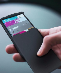 Ingenious Wallet with RFID-Blocking, The Minimalist & Ingenious Wallet with RFID-Blocking