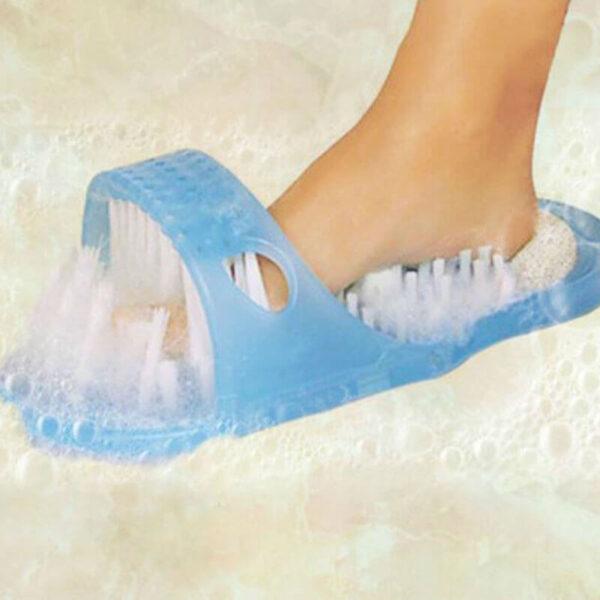 1 only massage bath wash feet Massage bath shoes Foot washing brush bath slippers Not to 2