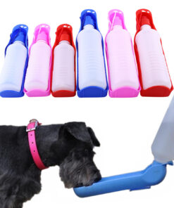 pet water bottle, Pet Outdoor Travel Bottle