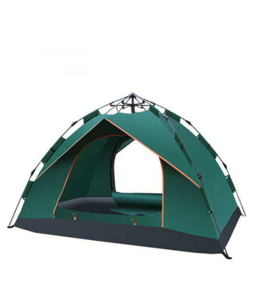 hydraulic tent, 3 Seconds Fastest Open Automatic Hydraulic Double Layer Tent