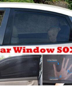 car window sunshade, UV Car Window Sunshade