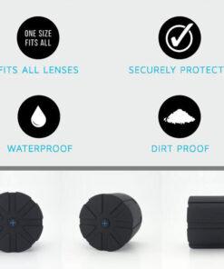 universal lens cap, The Universal Lens Cap