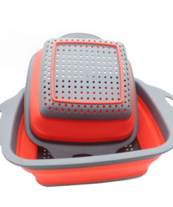 collapsible colander, Collapsible Colander ( 2 pcs )