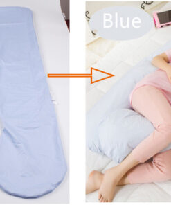 u shaped pillow, U Shaped Pillow Case ( Pregnancy )