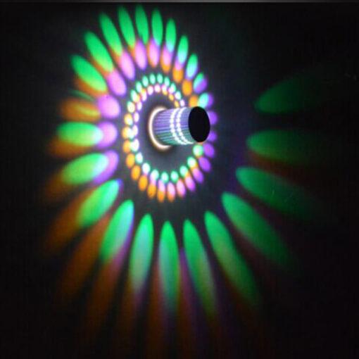 spiral wall lamp, Spiral Wall Lamp