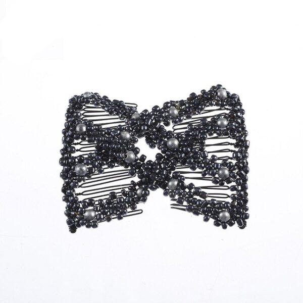 MISM Woman Elastic Magic DIY Toll Vintage Headband Fashion Hair Maker Bun Hair Combs Metal Hairpins 1.jpg 640x640 4 1