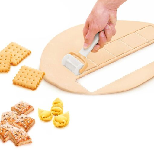 pastry cutter, Rolling Pastry Cutter