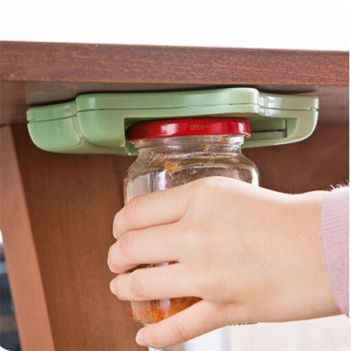 jar opener, Jar Opener – Under Kitchen Cabinet